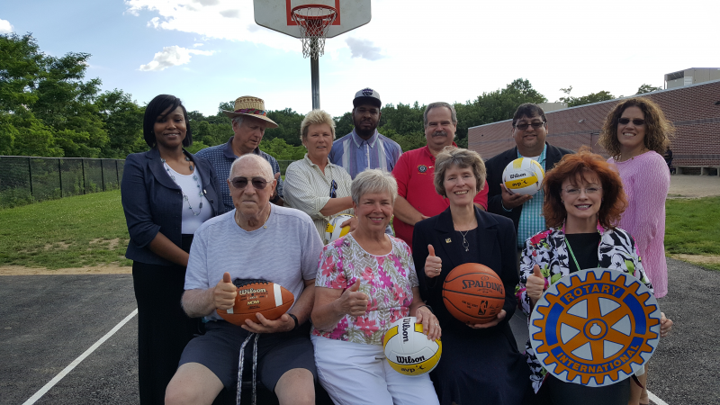 Recreation Equipment for Westside Emergency Men's Shelter