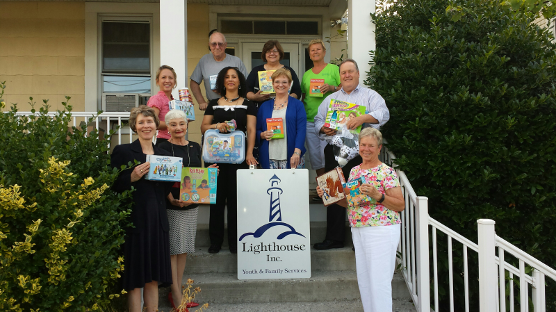 Lighthouse Inc. Therapeutic Game Grant Presentation